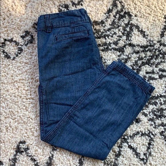 Bass Denim - G. H. Bass & co. Cropped jeans size 0